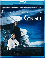 Contact Blu Ray