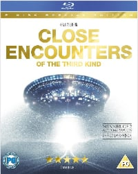 Close Encounters Of The Third Kind UFO Special Edition 2 Disc Blu Ray Set