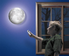 Moon In My Room Illuminated Decoration Night Light Lunar Apollo