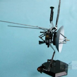 SCIENCE MUSEUM MODEL TAKARA NASA VOYAGER SPACE PROBE