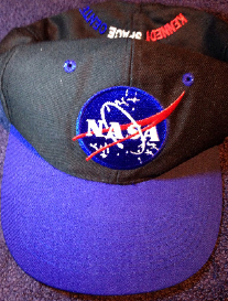NASA Space Logo Baseball Cap Hat