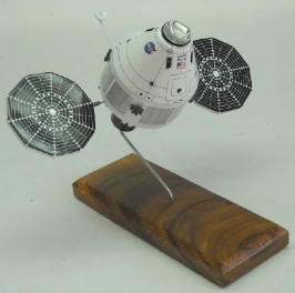 NASA Orion Crew Exploration Vehicle Space Wood Desk Office Model Very High