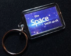 The Space Shop Keyring Official