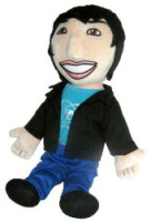 Amazing Rare Brian Cox plush doll
