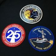 Exclusive Set Of 3 Nasa Space Mission Patches