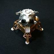 Rare Die Cast Corgi NASA Apollo Lunar Lander Model