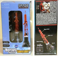 NASA Mercury 7 Dragon Space Collection Capsule DieCast Model