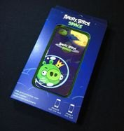Angry Birds Space Apple iPhone 4 & 4S Protective Case Cover