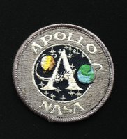 Very Rare NASA Apollo Patch