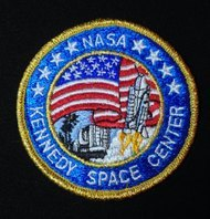 NASA Keneddy Space Center Patch