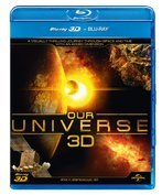 Our Universe [Blu-ray 3D + Blu-ray] 2013