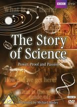 BBC Series The Story of Science 3 DVD Box Set