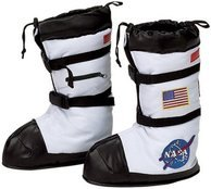 NASA Astronaut Space Boots Apollo Moon