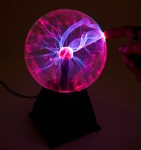 Science Plasma Ball Electricity Globe