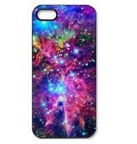 Space Nebula Universe Pattern Retro Nasa Galaxy Patterned Case Hard Cover B