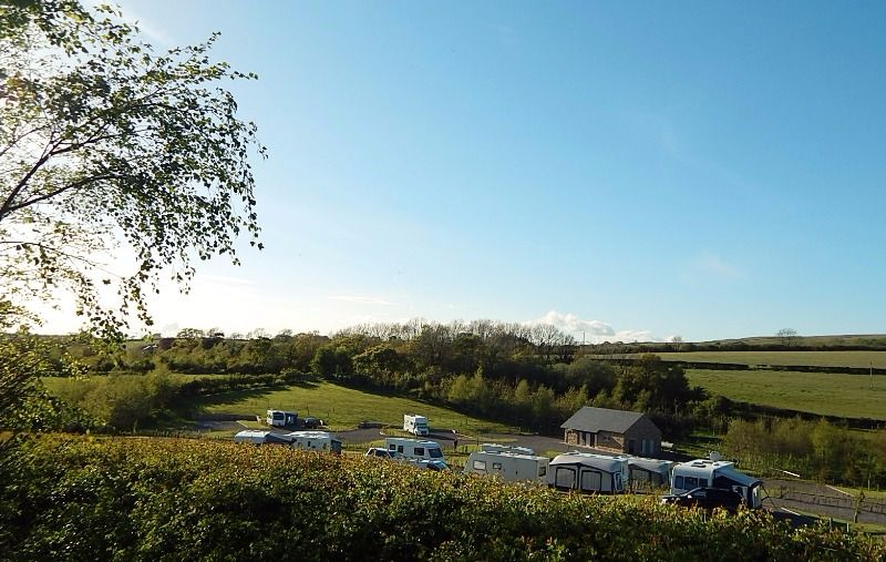 Thornbrook Barn Touring Caravan Site, Ingleton