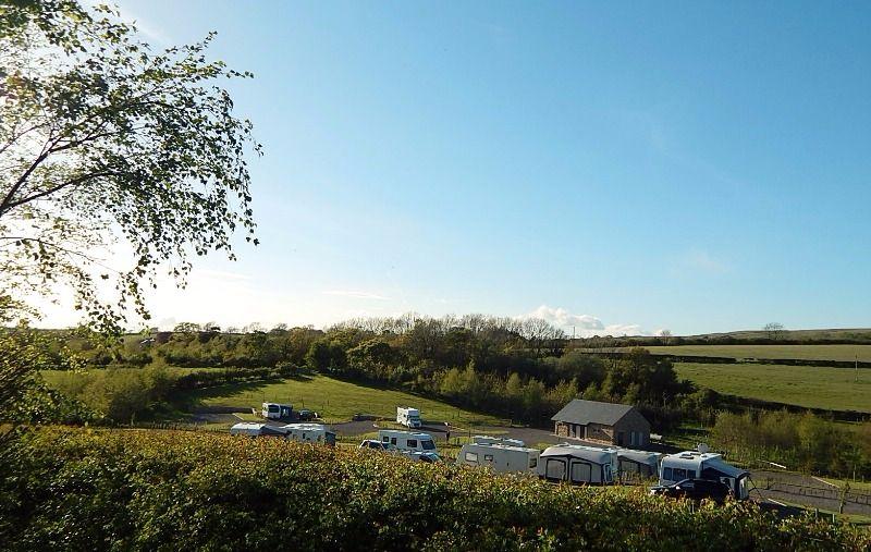 Thornbrook Barn Touring Caravan Site, Ingleton