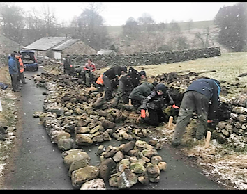 Hedging and walling YFC 2018