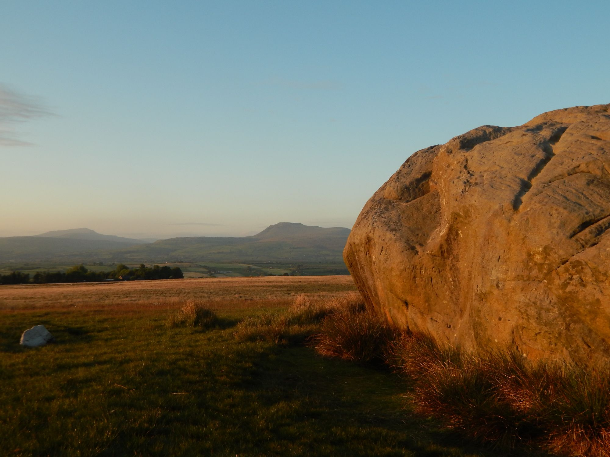The Great Stone at Fourstones