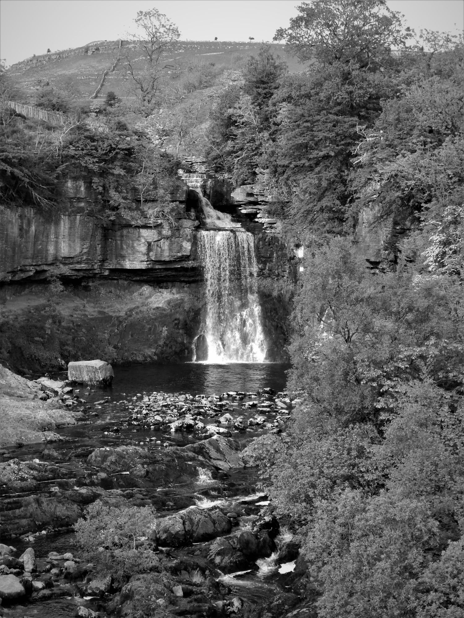 Thornton Force on the Waterfalls Trail