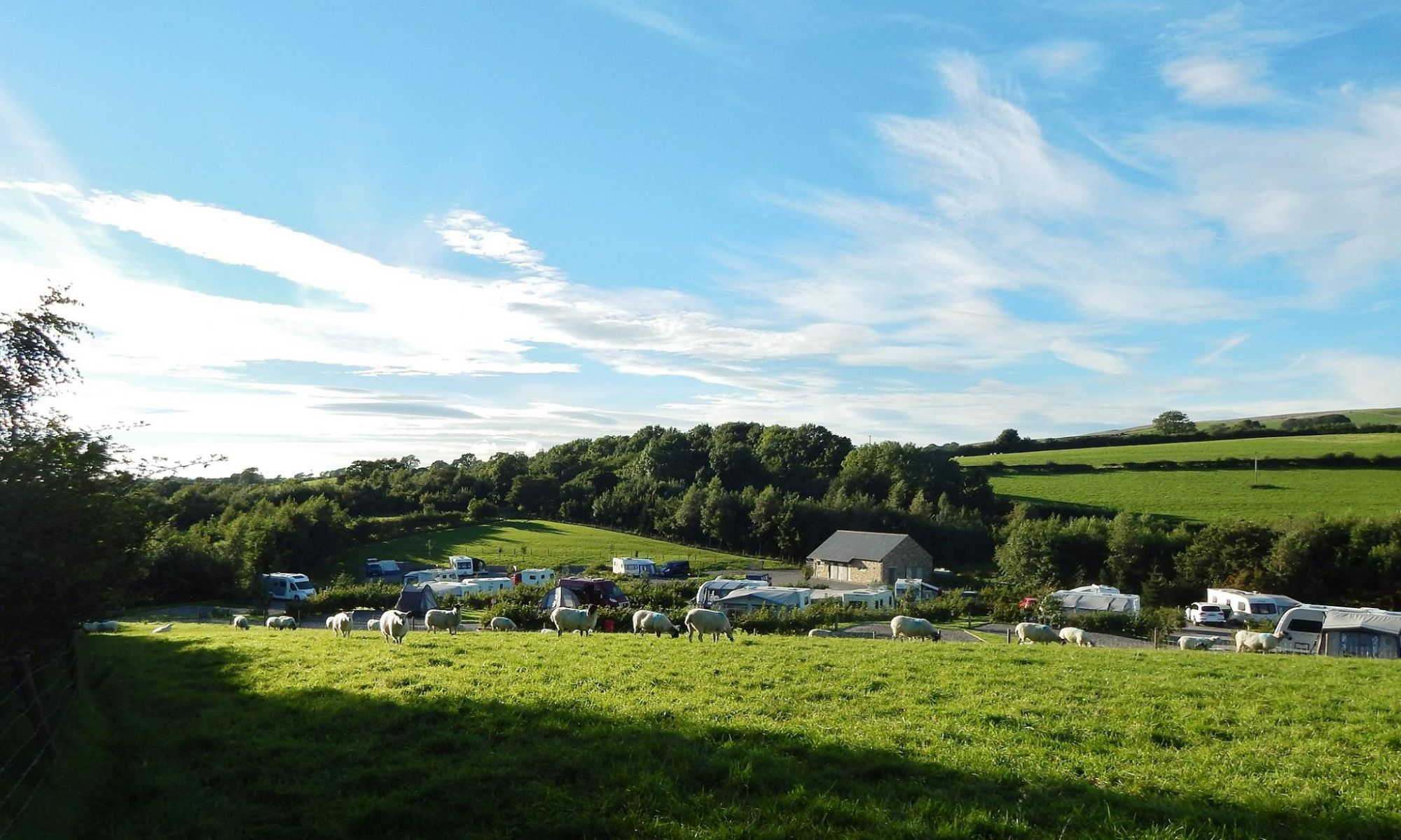 Thornbrook Barn Caravan Site