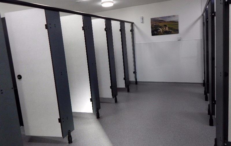 Amenity Block Thornbrook Barn - interior