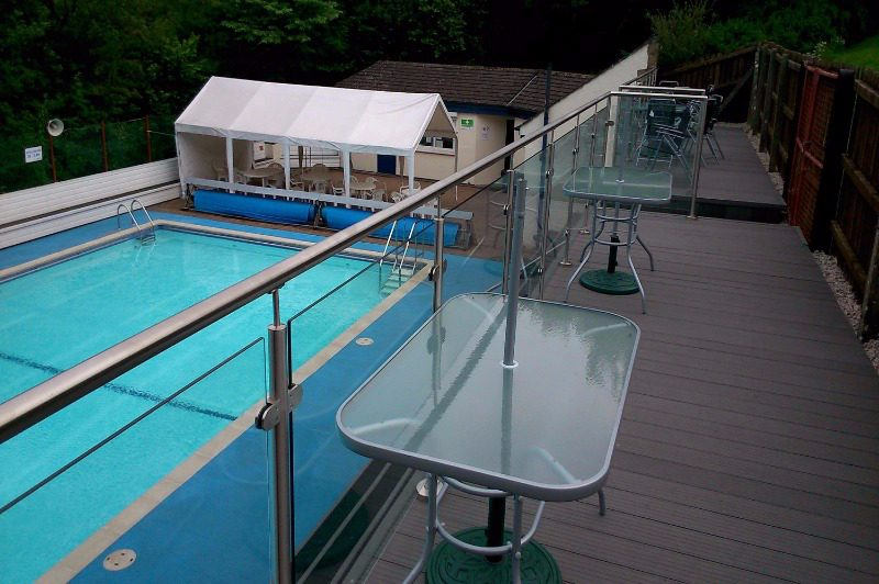 Ingleton Outdoor Swimming Pool