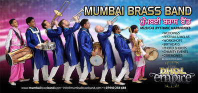Mumbai Brass Flyer
