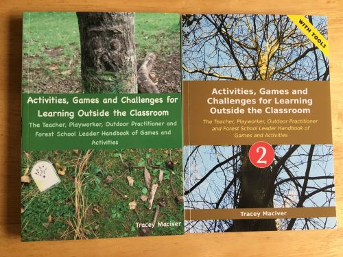 Activities, Games and Challenges for Learning Outside the Classroom 1+2