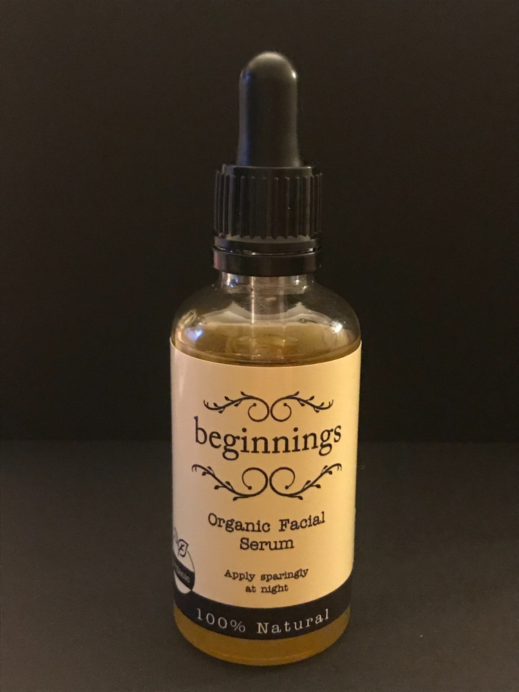 Beginnings Organic Facial Serum