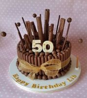 50th chocolate overload
