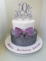 Sequins Cake