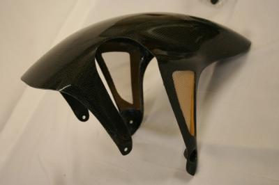 Aprilia Mille 2004 Vented Carbon Front Fender