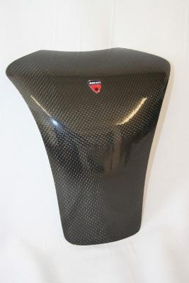 Ducati 916/748/998 Carbon Tank Protector