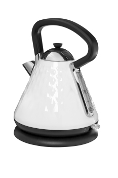 EGL White Diamond Pyramid Kettle …