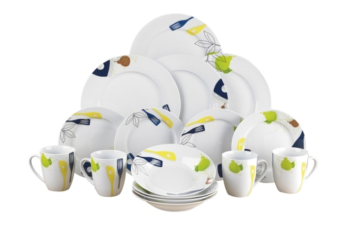 16-Piece Utensils Dinner Set