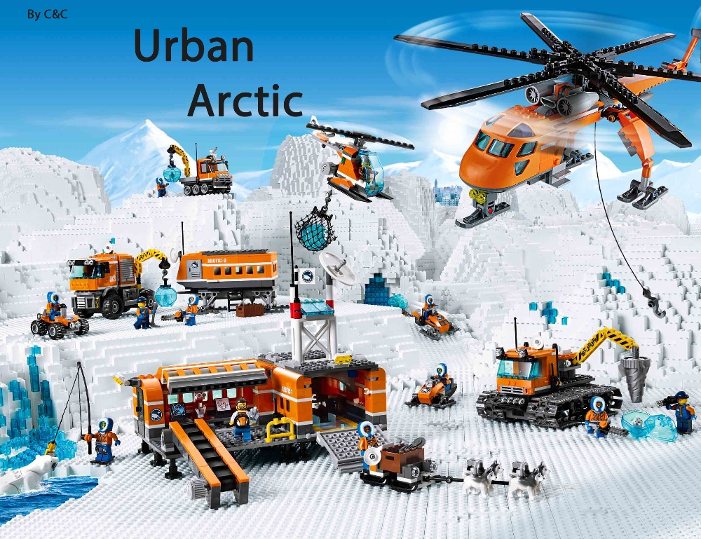 Arctic Building Blocks