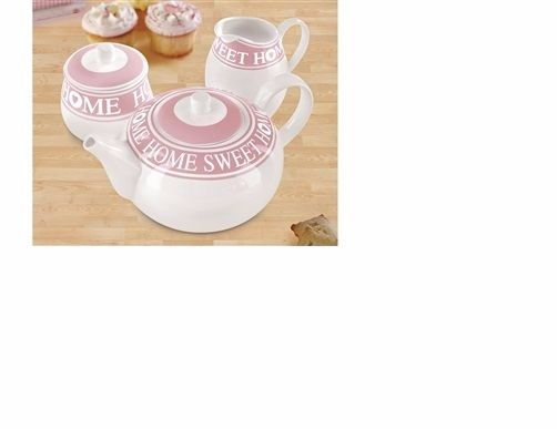 3-Piece Tea Set Duck