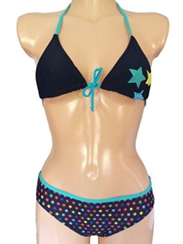 Girls Star Bikini/Swimwear. Ages 7-16Yrs