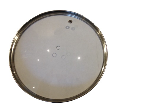 C&C Glass Pan Set Lids Only.