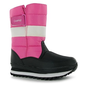 Campri Childs Snow Joggers/Boots Pink