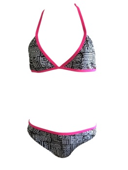 Girls Patterned Bikini/Swimwear. Ages 9-16Yrs