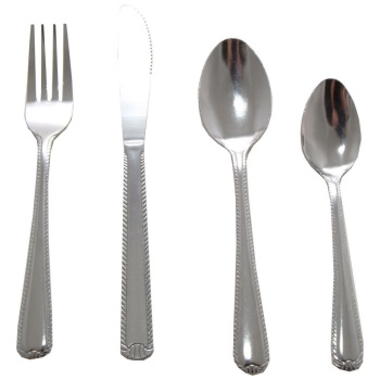 16 pc cutlery set milan