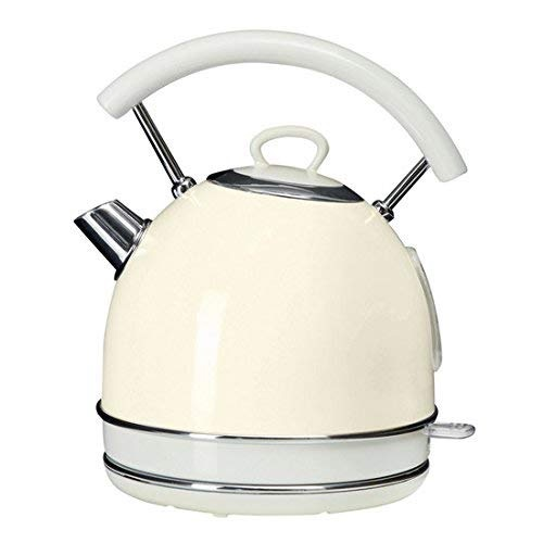 Candy Rose Collection 1.7L Cream Kettle