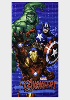 Marvel Avengers Design Children's Towel