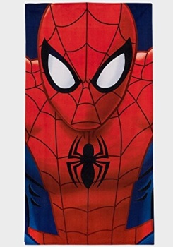 Spiderman Design Fast Drying Towel