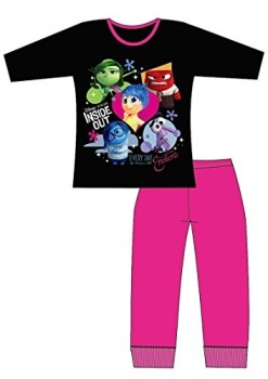Girls Disney Pixar Inside Out Pyjamas