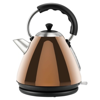 Copper Effect Kettle 1.7L …
