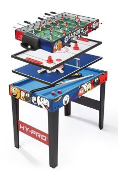 Hy-Pro 3ft 7-in-1 Multi Function Games Table