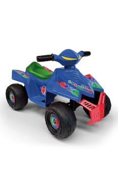 PJ Masks 6V Electric Race Quad